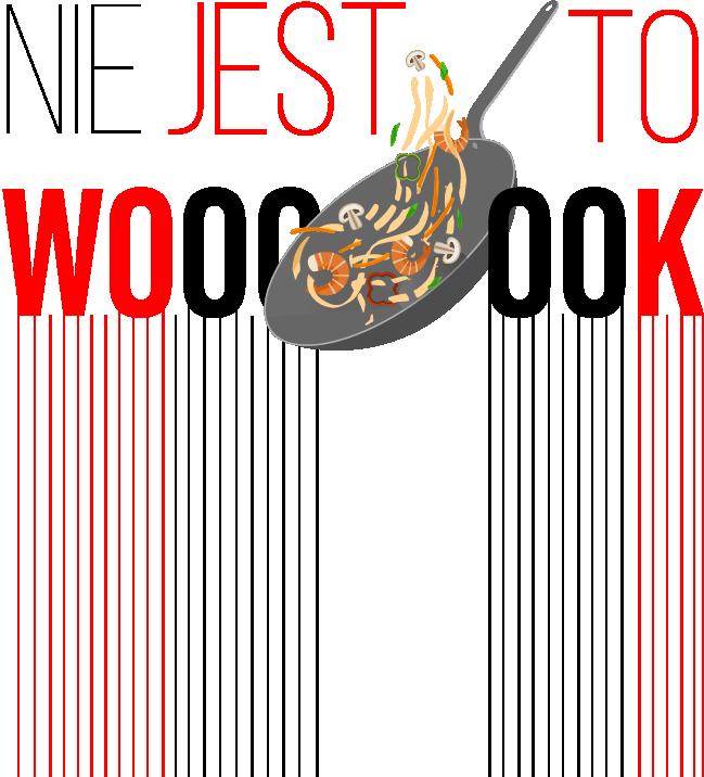 Nie Jest To Wok House Logo